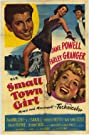 Small Town Girl (1953) Poster