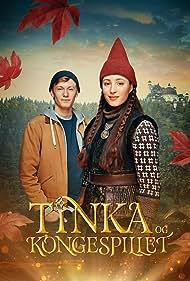 Josephine Højbjerg and Albert Rosin Harson in Tinka og kongespillet (2019)