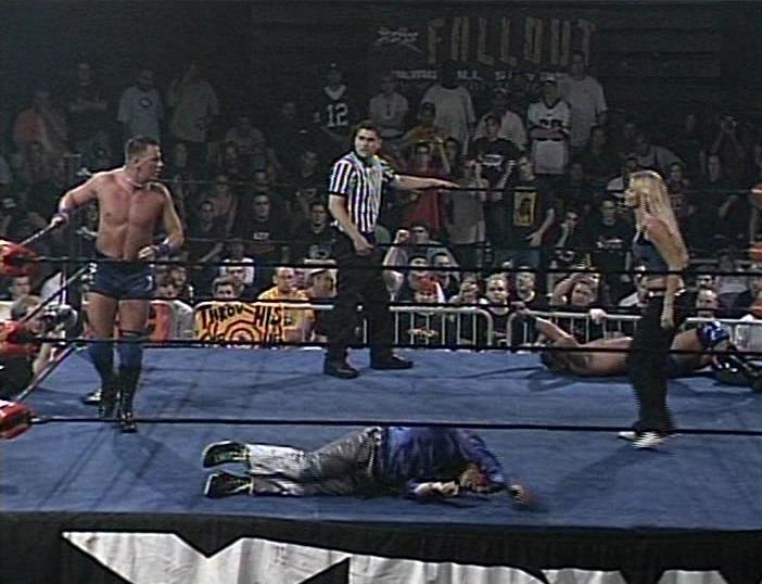 Barrett Moore in Xtreme Pro Wrestling (2001)
