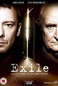 Jim Broadbent and John Simm in Exile (2011)
