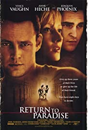 Return to Paradise (1998) Poster - Movie Forum, Cast, Reviews