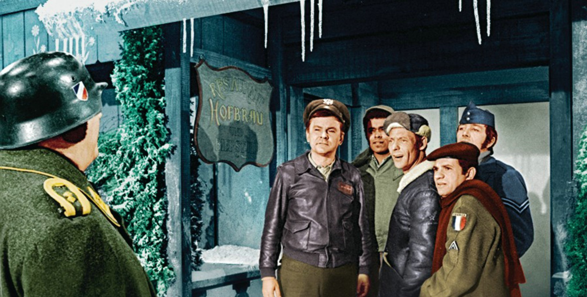 Hogans Heroes – Look at the Pretty Snowflakes – S6 – E23