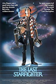 Lance Guest in The Last Starfighter (1984)