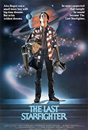 The Last Starfighter (1984) Poster - Movie Forum, Cast, Reviews