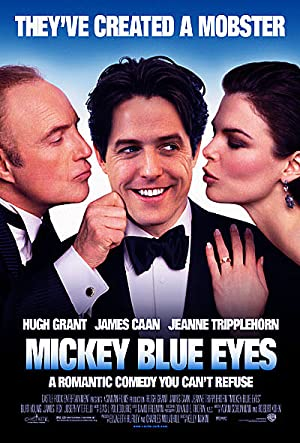 Mickey Blue Eyes Poster Image