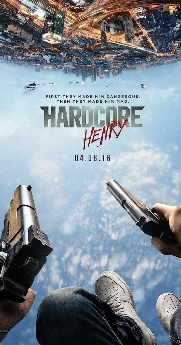 Free Watch Movie Hardcore Henry (2015)