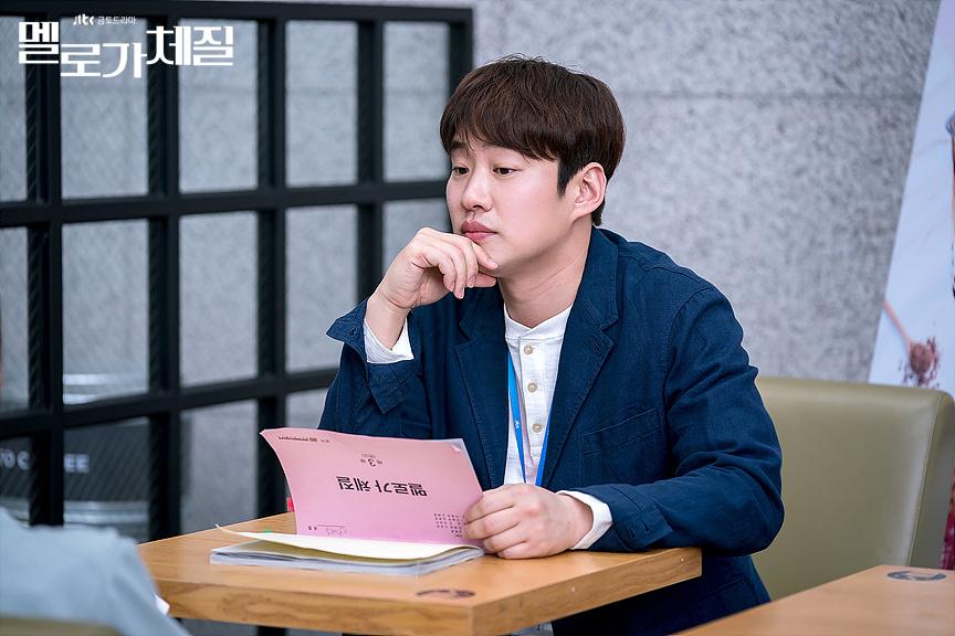 Jae-hong Ahn in Melloga Chejil (2019)