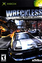 Wreckless: The Yakuza Missions Poster