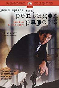 Primary photo for The Pentagon Papers