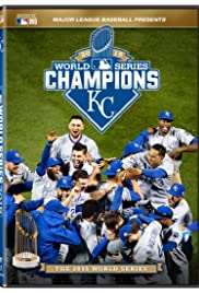 2015 World Series Poster