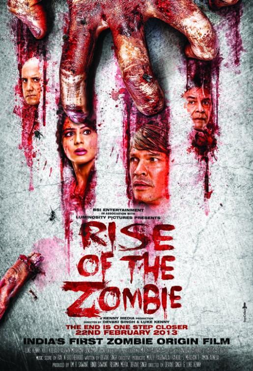 Rise of the Zombie 2013 Hindi 720p AMZN HDRip ESub 530MB Download
