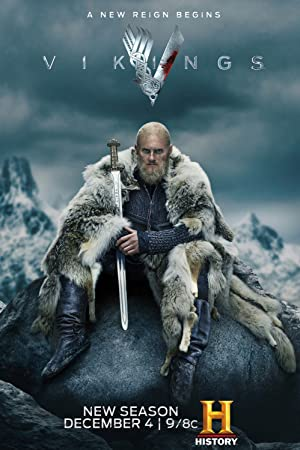 Vikings (Season 1-6) Dual Audio (Hindi-English) All Episodes 720p [350MB-400MB] 2