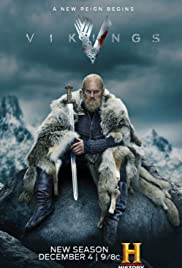Vikings Poster - TV Show Forum, Cast, Reviews