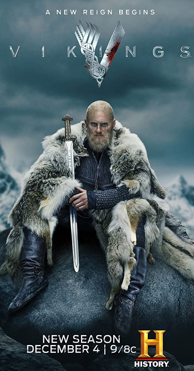 Vikings S06E01-02 [720p] [DUAL]