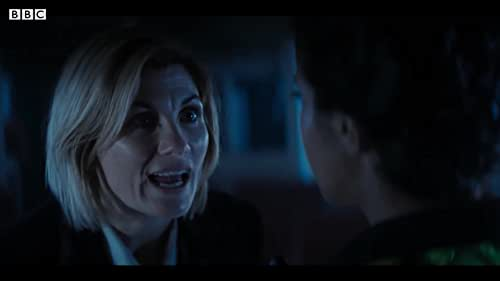 FIRST LOOK: Episode 1 | The Woman Who Fell To Earth