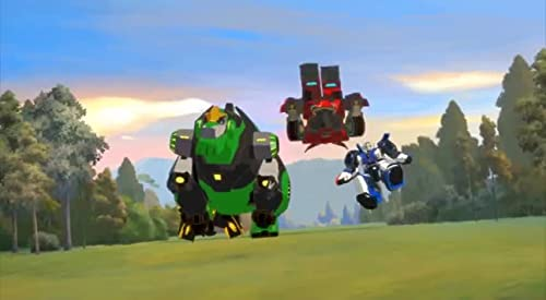 Transformers: Robots In Disguise (Teaser)