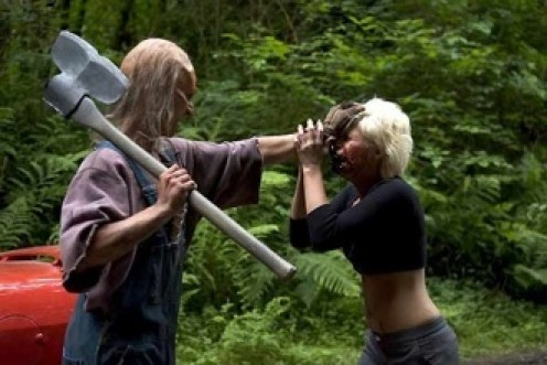 Kimberly Caldwell in Wrong Turn 2: Dead End (2007)