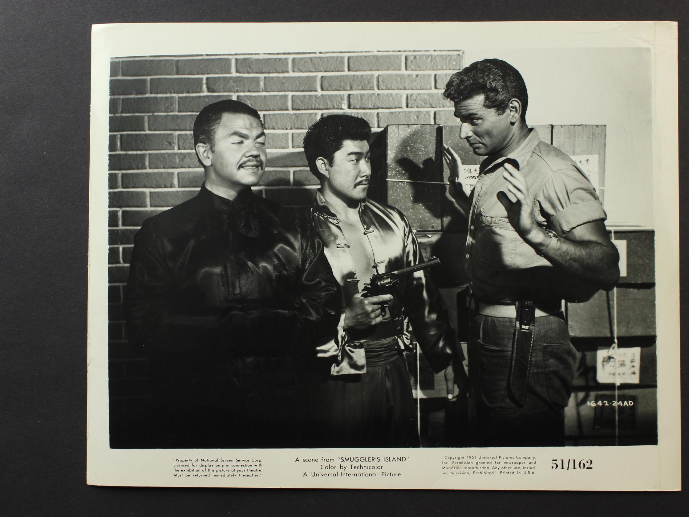 Smuggler's Island (1951)