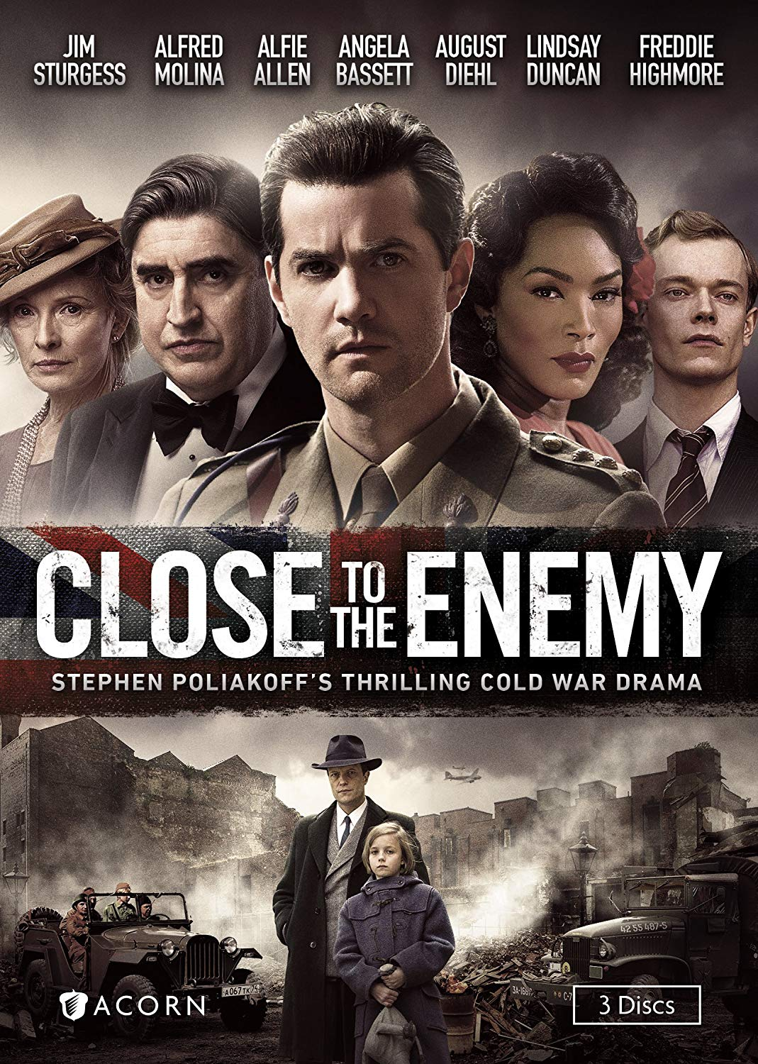 Close to the Enemy (TV Mini-Series 2016– ) - IMDb