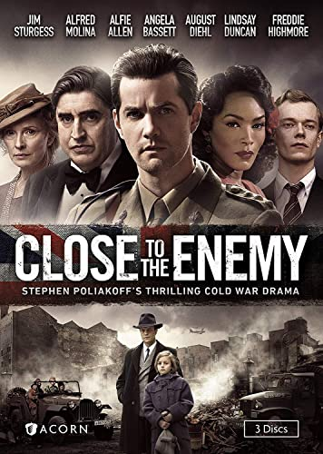 Close to the Enemy (TV Mini-Series – )