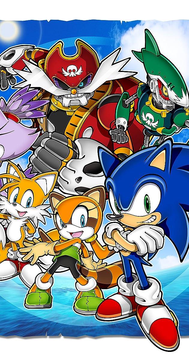 Sonic Rush Adventure Video Game 2007 Imdb