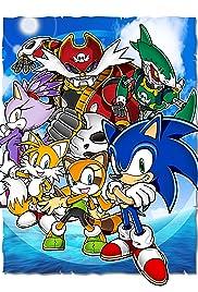 Sonic Rush Adventure Poster