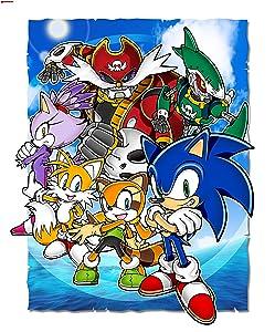 Downloads movie notebook Sonic Rush Adventure by Akinori Nishiyama [4K
