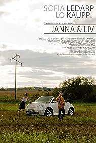 Lo Kauppi and Sofia Ledarp in Janna & Liv (2009)