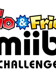 Mini Mario & Friends: amiibo Challenge Poster