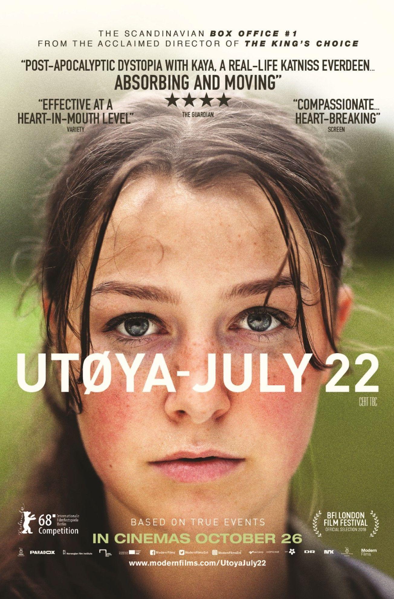 Utøya: July 22 (2018) - IMDb