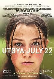 Utøya: July 22 Poster