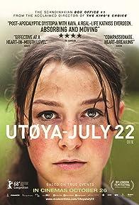 Primary photo for Utøya: July 22