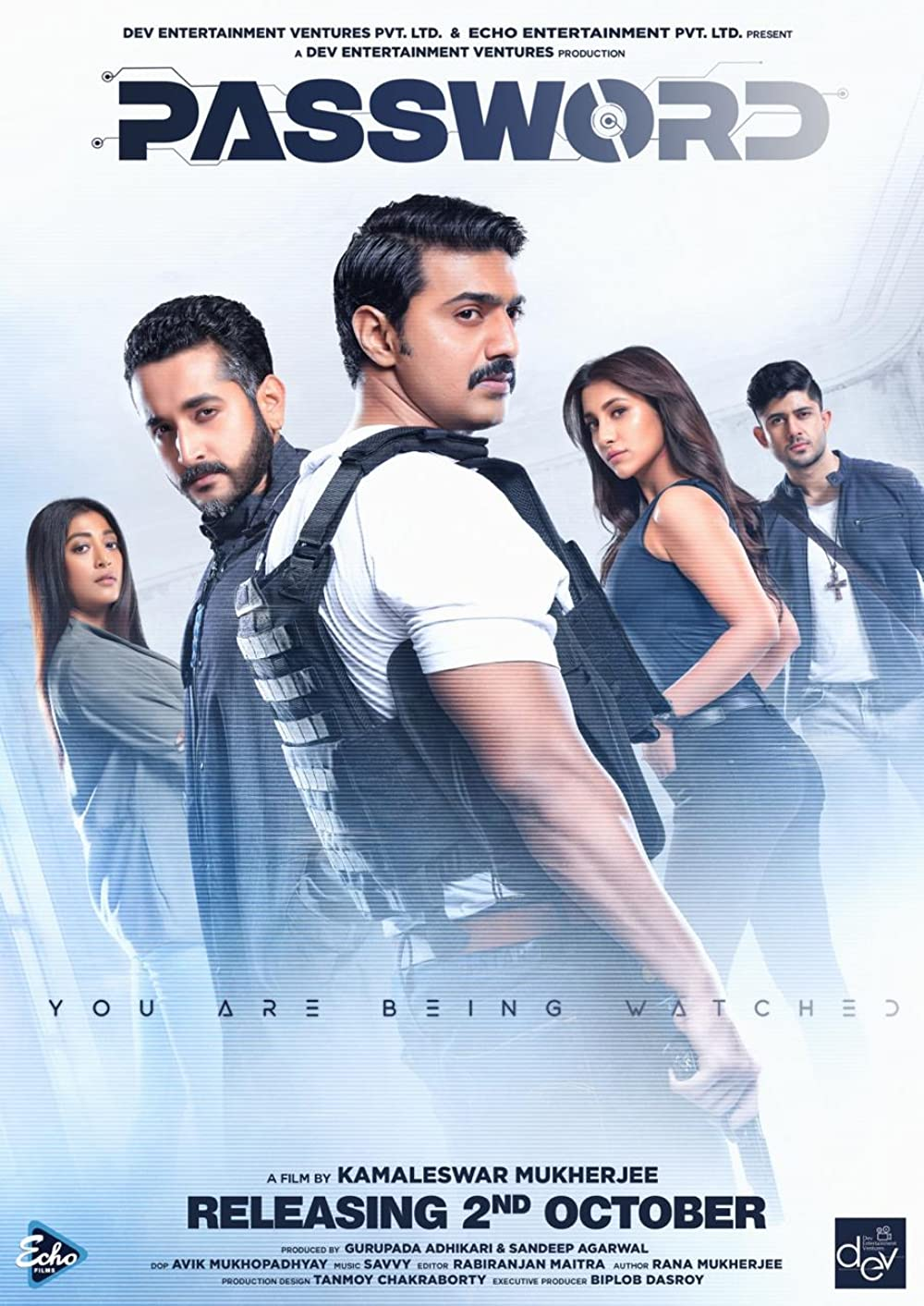 Password 2019 Bengali Zee5 480p WEB-DL 400MB