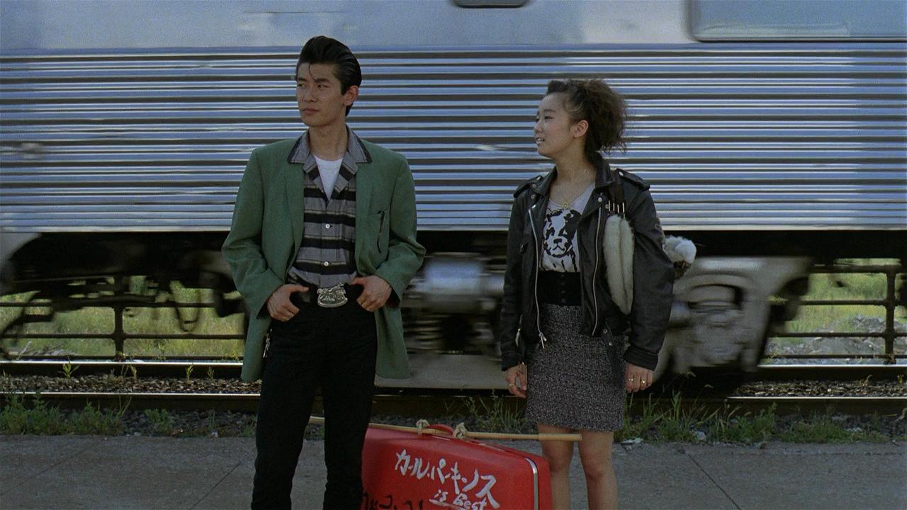 Mystery Train (1989) – Comedy, Crime, Drama