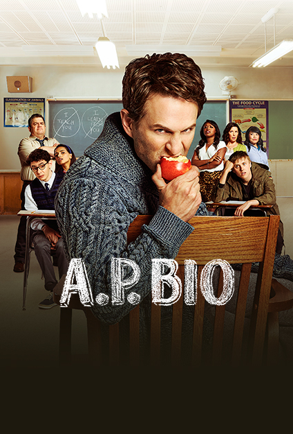 Išplėstinė biologija 1 sezonas