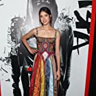 Margaret Qualley at an event for Death Note (2017)