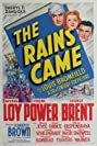 The Rains Came (1939) Poster