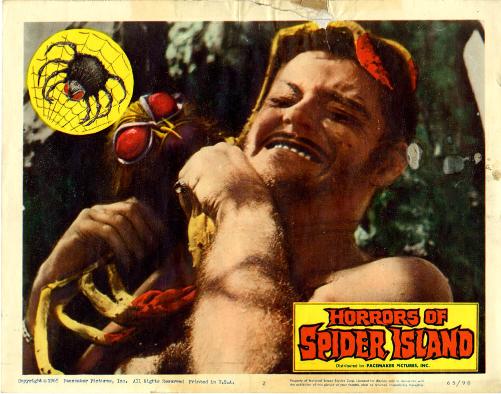 The Professors Scary Movie Show Horrors Of Spider Island Tv