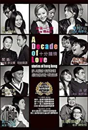 A Decade of Love Poster