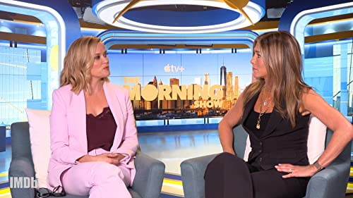 "Jennifer Aniston, Reese Witherspoon's Reveal Their ""Morning Show"" Tragic Flaws"