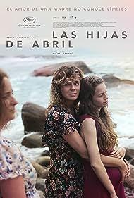 Emma Suárez, Joanna Larequi, and Ana Valeria Becerril in Las hijas de Abril (2017)