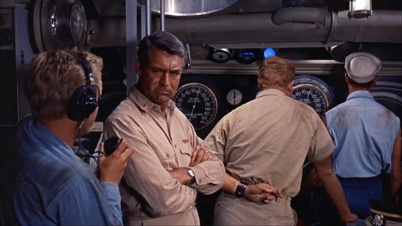Cary Grant in Operation Petticoat (1959)
