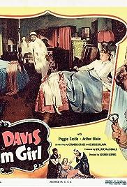 Harem Girl Poster