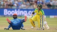 4to partido: Afganistán v Australia