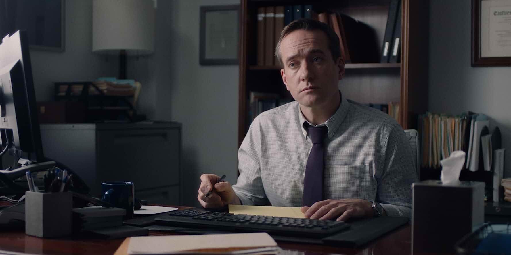 Matthew Macfadyen in The Assistant (2019)