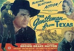 Lambert Hillyer The Gentleman from Texas Movie