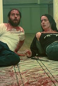 Greg Dow and Sarah Nicklin in Ash vs. Evil Dead: Aunt Linda's Bake Off (2017)