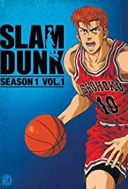 Slam Dunk Poster - TV Show Forum, Cast, Reviews