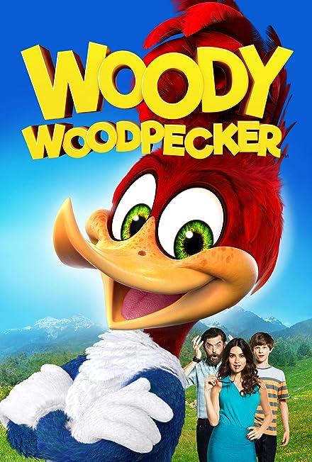 Film: Woody Woodpecker