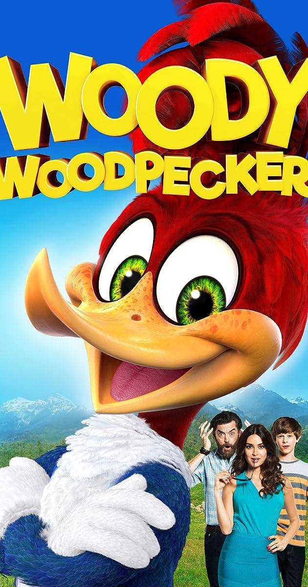 Subtitle of Woody Woodpecker